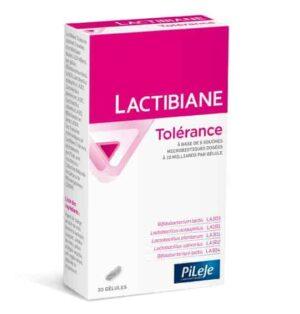 Pileje, Lactibiane Tolerance,30 Kapsula, 5 Sojeva Kod Iritabilnih Crijeva