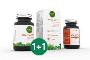 Imuno Mf + Vita D3 Herba Croatica
