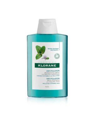 Klorane, Detoksikacijski Šampon, 200ml, S Vodenom Metvicom