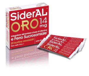 Sideral Oro, 20 Vrećica,