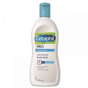 Cetaphil, Pro Restoraderm Body Wash, 295ml, Za Kožu Sklonu Svrbežu