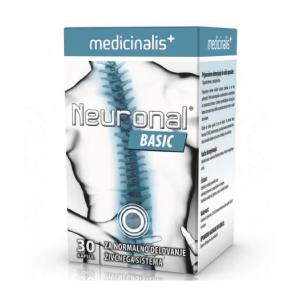 Neuronal Basic, 30 Kapsula, Bolovi U Leđima, Vratu, Išijas, Trnci