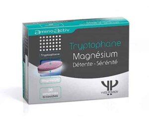 Aminoaktiv, Triptofan, 100mg + Magnezij, 30 Tableta, Relaksacija, San I Bolje Raspoloženje