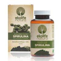 Ekolife Natura, Ekološka Alga Spirulina, 240 Tableta