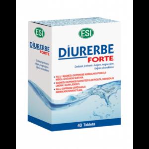 Esi, Diurerbe Forte, 40 Tableta, Izlučivanje Tekućina Kod Redukcijskih Dijeta I Anticelutitnih Tretmana