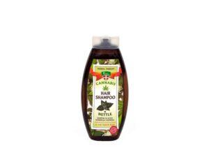 Herbal Therapy, Šampon Za Kosu Na Bazi Ulja Konoplje + Kopriva, 500 Ml, Za Volumen I Rast, Protiv Opadanja (copy)