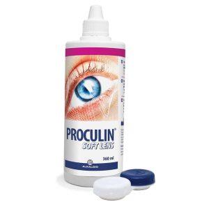 Proculin Soft Lens, Otopina Za Leće, 360ml, S Hijaluronskom Kiselinom