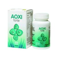 Aoxi Biolab, Forte, 60 Kapsula, Antioksidans, Usporava Prirodni Proces Starenja