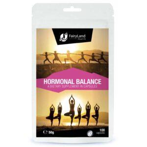 Fairly Land Health, Hormonska Ravnoteža, 100 Kapsula, Crvena I Žuta Maca Glavna