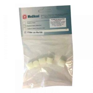 Medikoel Me110 Filter Za Inhalator, 5 Komada