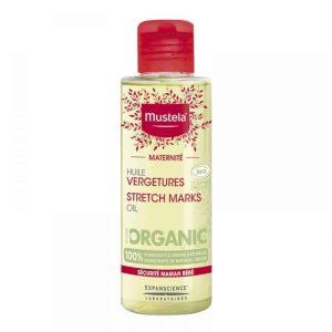 Mustela, Maternite, Ulje Protiv Strija, 45ml, Povećava Elastičnost Kože