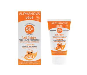Alphanova, Sun, Baby, Krema Za Sunčanje, Spf 50, 50g, 0 3 Godine