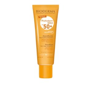 Bioderma, Photoderm Aquafluid Dry Touch, Spf50+, Visoka Zaštita Za Masnu I Mješovitu Kožu