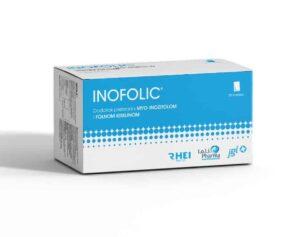 Inofolic, 20 Vrećica, Kod Povećane Potrebe Za Mioinozitolom I Folnom Kiselinom