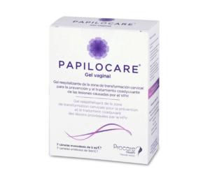 Papilocare, Gel Za Rodnicu, 21 Jednodozni Aplikator, Spriječavanje Lezija I Ravnoteža Mikrobiote Rodnice