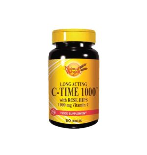 Natural Wealth C Time 1000 Tablete