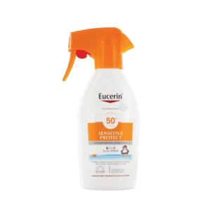 Eucerin, Sensitive Protect Kids, Sprej Za Zaštitu Dječje Kože Od Sunca Spf 50+, 300ml