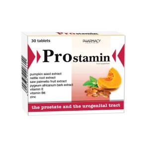 Pharmacy Laboratories, Prostamin, 30 Tableta, Za Normalnu Funkciju Prostate
