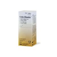 Keto Diastix, 50 Test Traka Za Analizu Urina 1